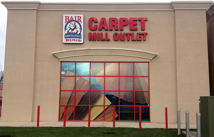 Mill Outlet Usa Bair Rugs